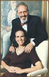 Richard and Ann
